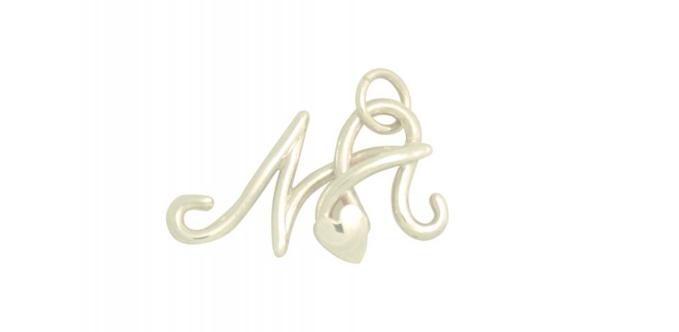 M&A Love Pendant